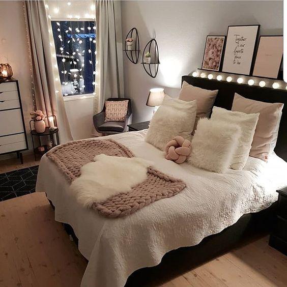 Nos idées et conseils pour une déco de chambre cocooning ...